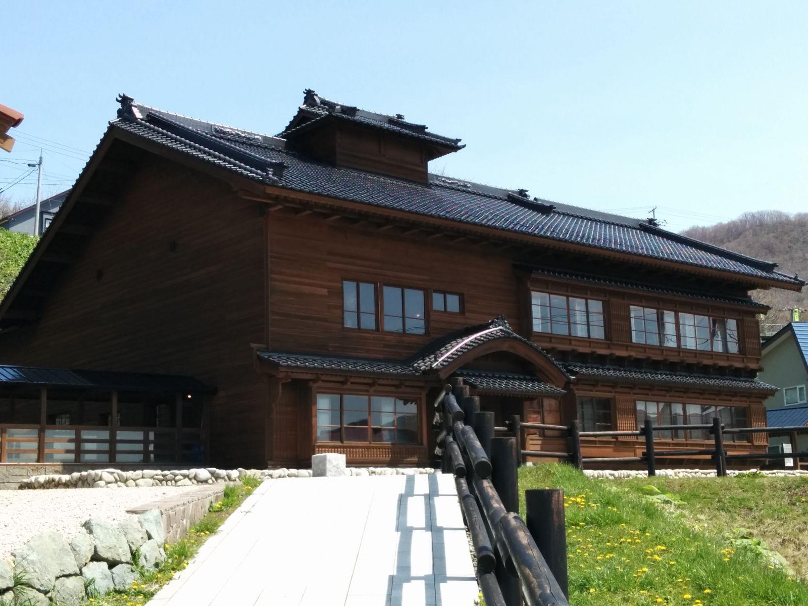 【積丹半島】泊村鰊御殿とまり観光案内です。