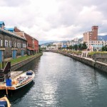 北海道小樽観光タクシーAコース:4時間夏のゆったり満喫旅!観光コースです。