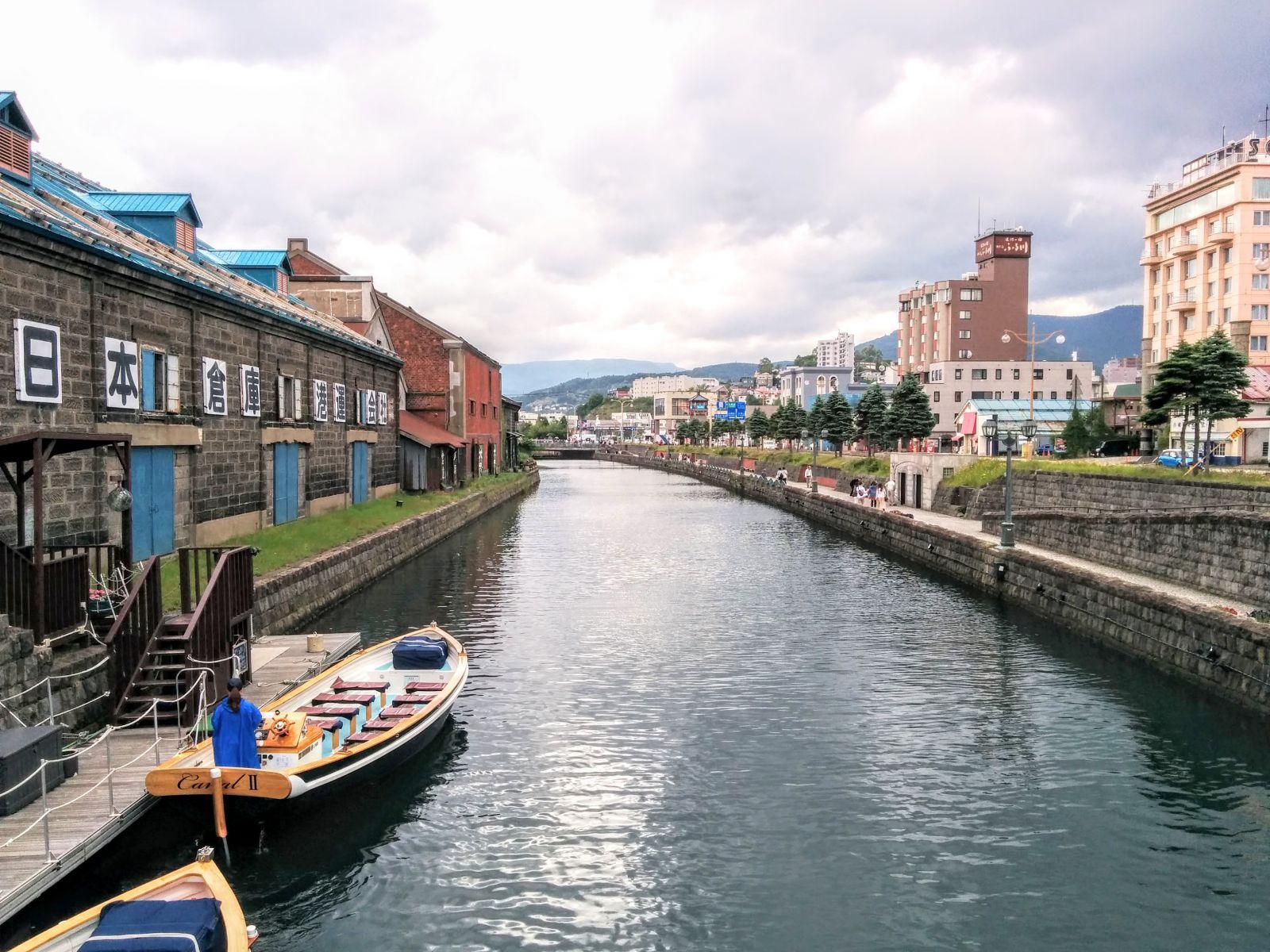 ゆったり小樽4時間観光コース小樽Aコース観光案内です。
