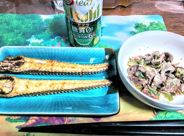 【小樽】お家御飯・今日のお摘みグルメ案内です。