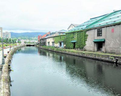 北海道小樽観光タクシーBコース:3時間早回り得旅!夏の小樽観光コースです。