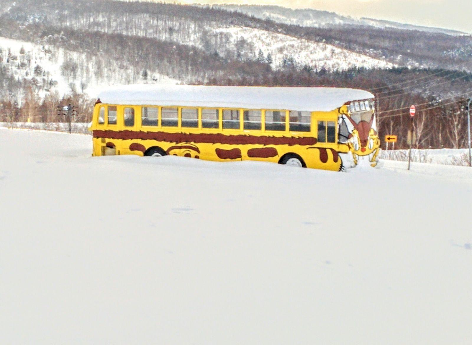 【深川市】戸外炉峠ねこバス観光案内です。