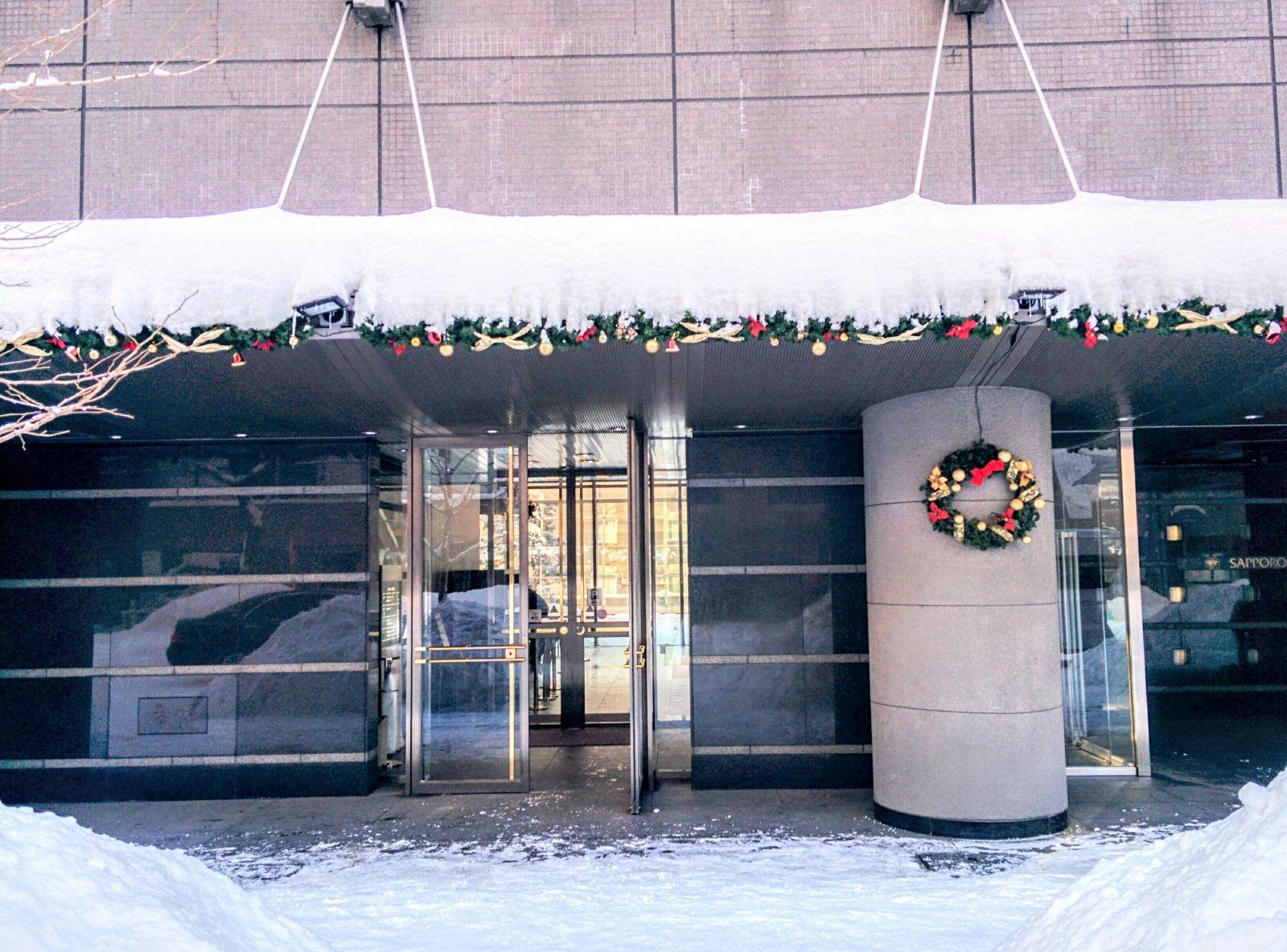 札幌東武ホテル観光タクシーです。