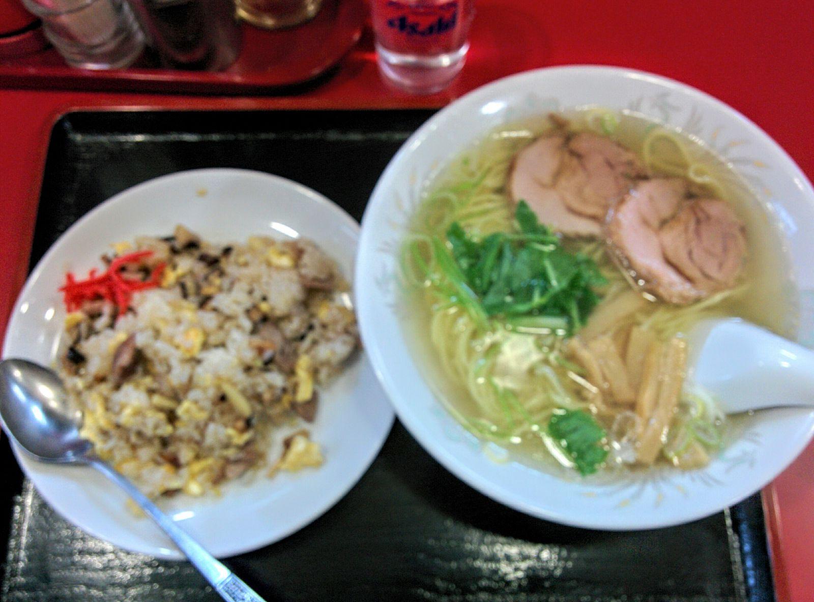 【函館】中華料理・星龍軒観光グルメ案内です。