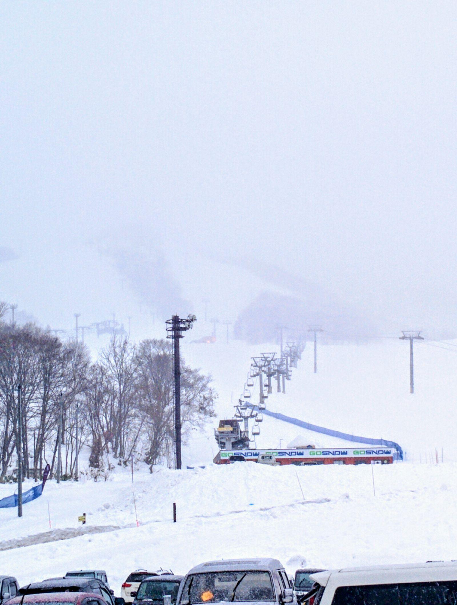 【ニセコ】ひらふスキー場観光タクシー