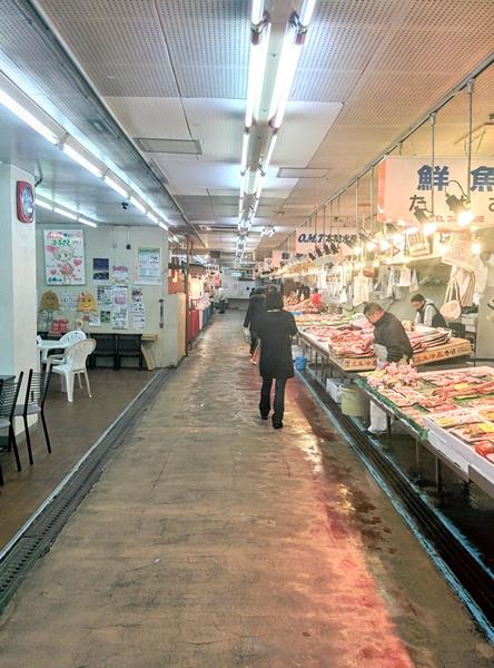 【小樽】小樽なんたる市場観光グルメ案内です。
