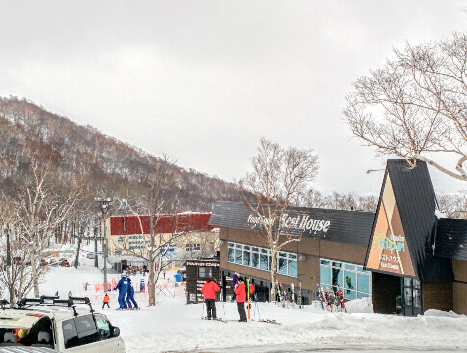 【ニセコ】ニセコアンヌプリ国際スキー場観光タクシー