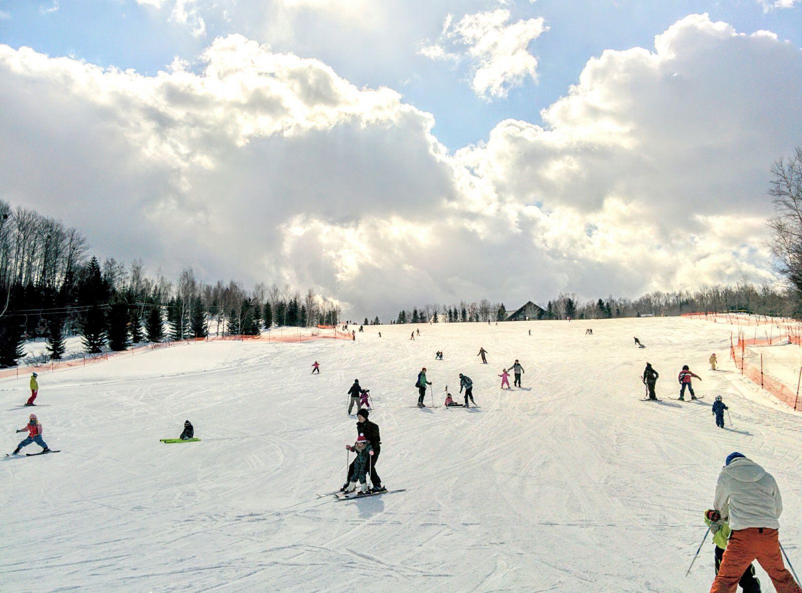 【札幌】国営滝野すずらん公園・滝野スノーワールド観光案内です。
