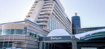 【洞爺湖温泉】冬のザ・ウィンザーホテル洞爺リゾート&スパ観光タクシー