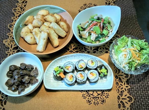 【小樽】お家御飯・なんたる市場飯が出来上がりました。