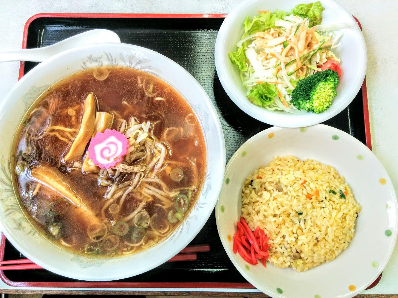 【小樽】小樽市役所地下1階・さもん食堂グルメ案内です。