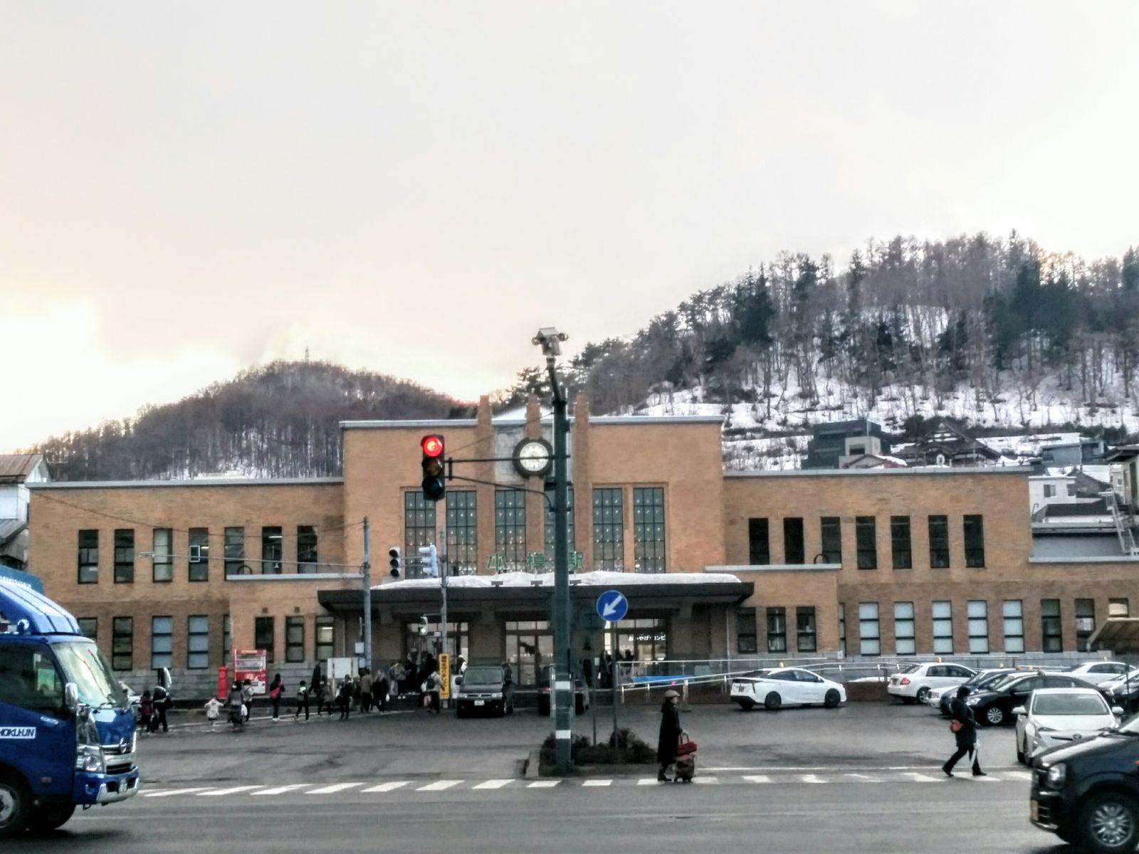 【小樽観光タクシー】北海道小樽駅送迎観光貸切タクシー・ジャンボタクシー
