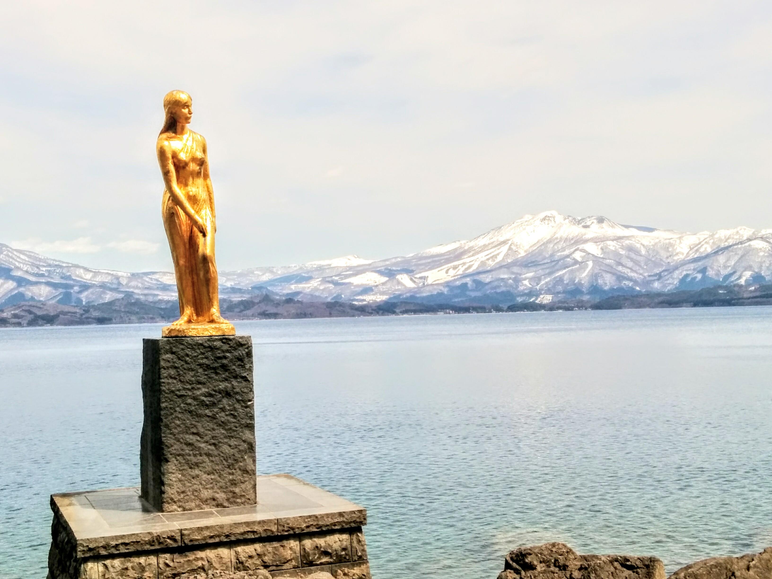 【秋田県】田沢湖観光案内です。