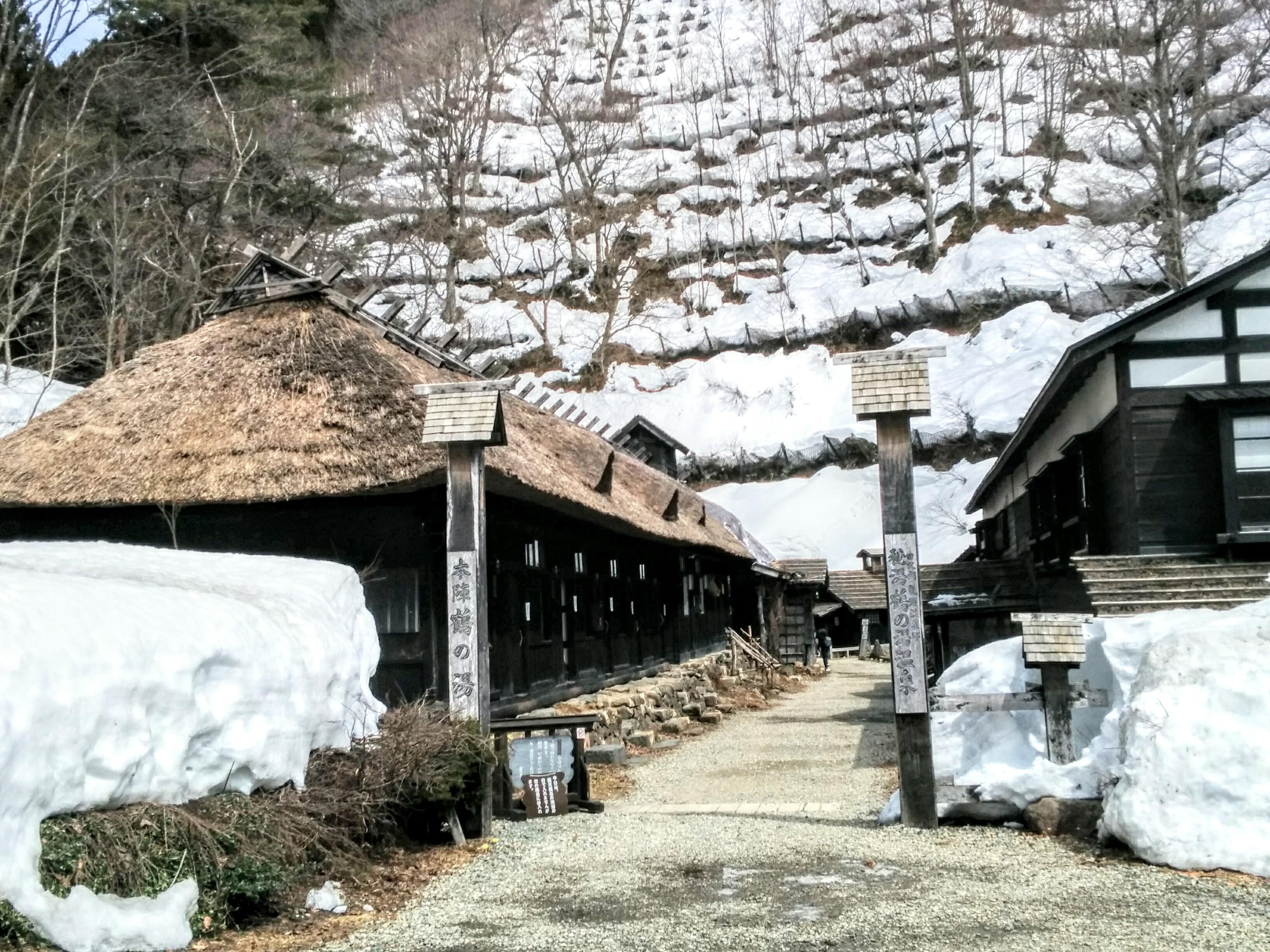 【秋田県】乳頭温泉郷・鶴の湯温泉観光案内です。