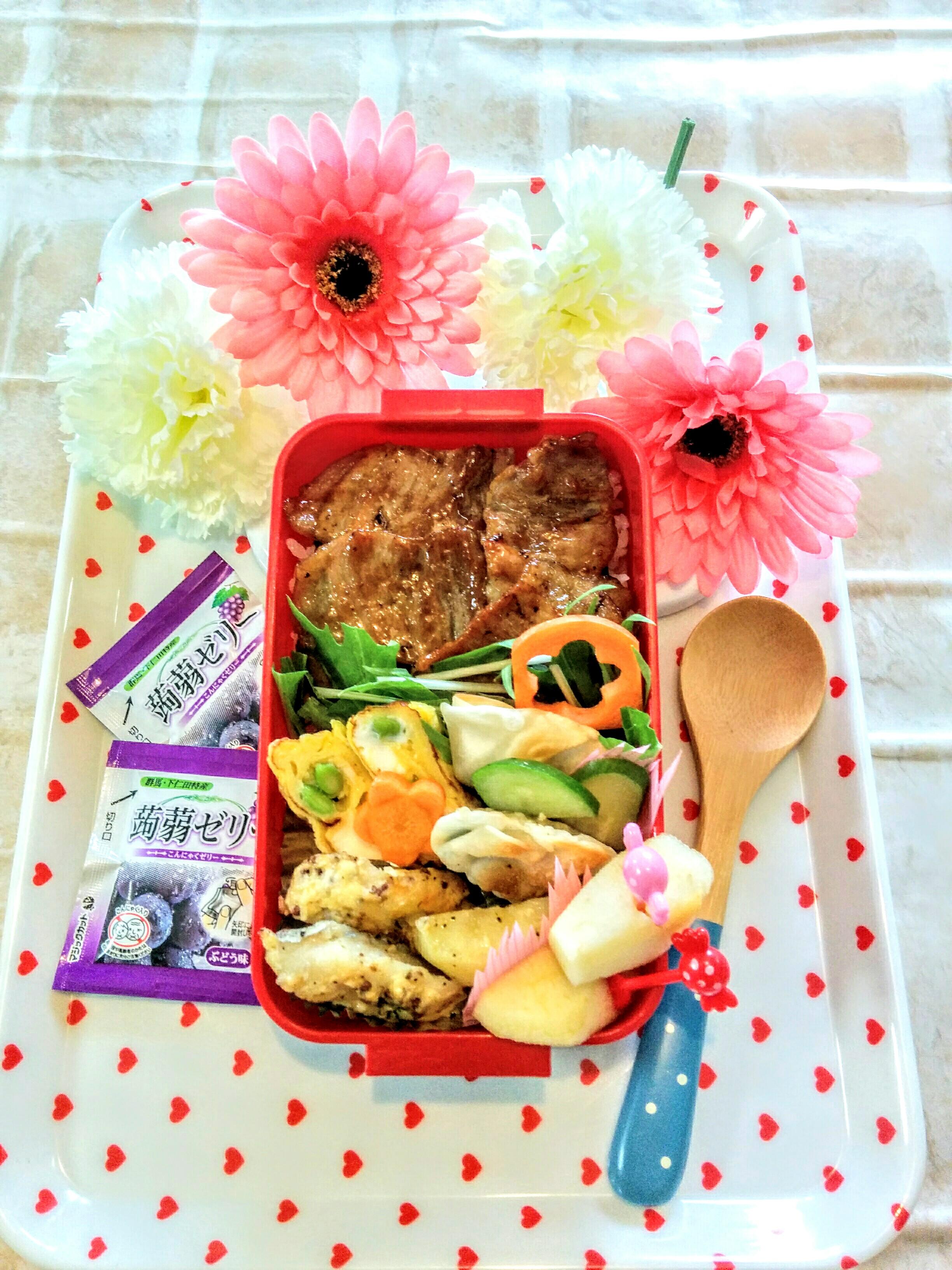 【小樽】今日の娘のお弁当・豚丼弁当グルメ案内です。