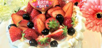 【小樽】私の誕生日ケーキグルメ案内です。