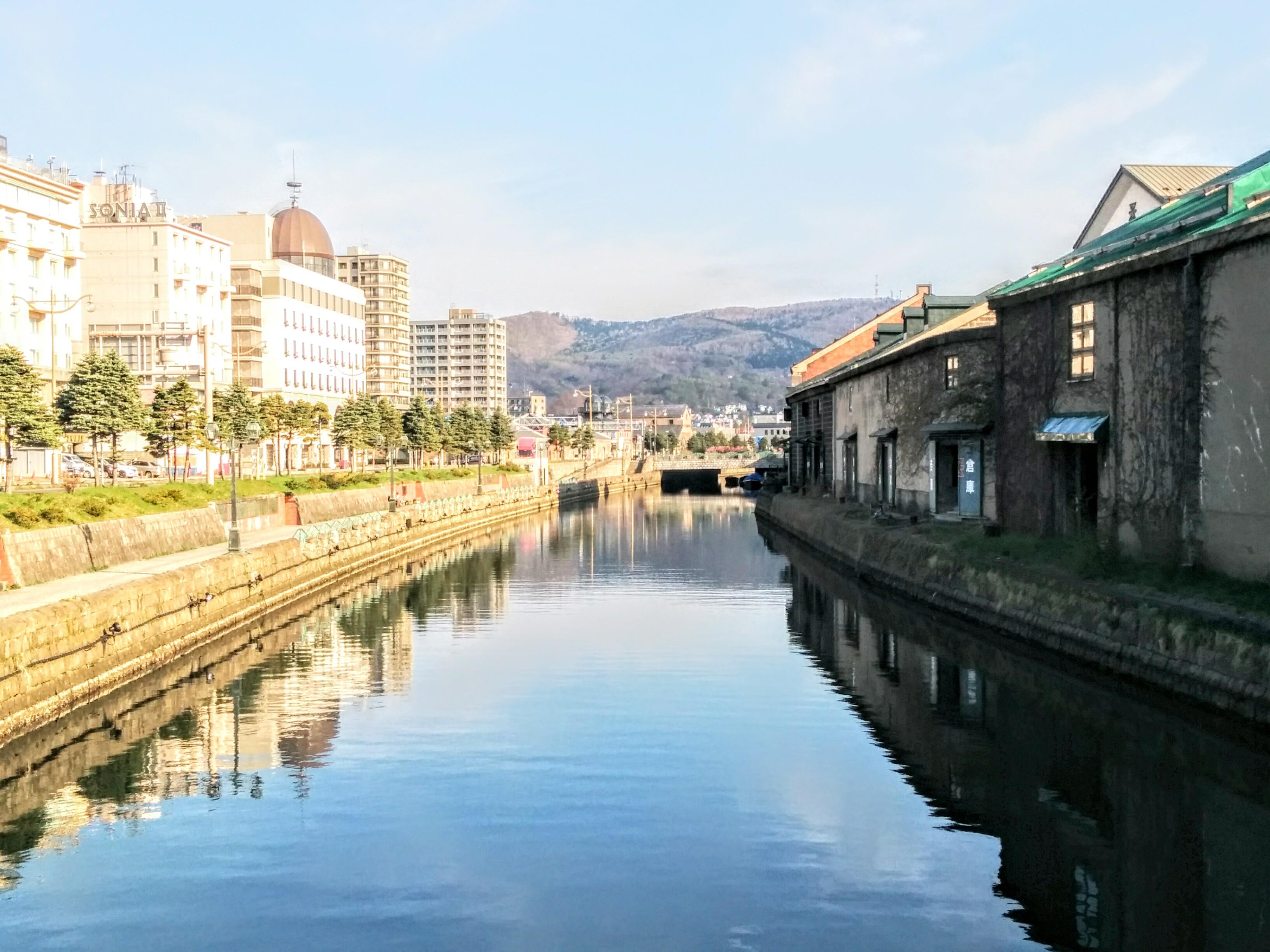 【小樽】小樽運河周辺観光案内です。