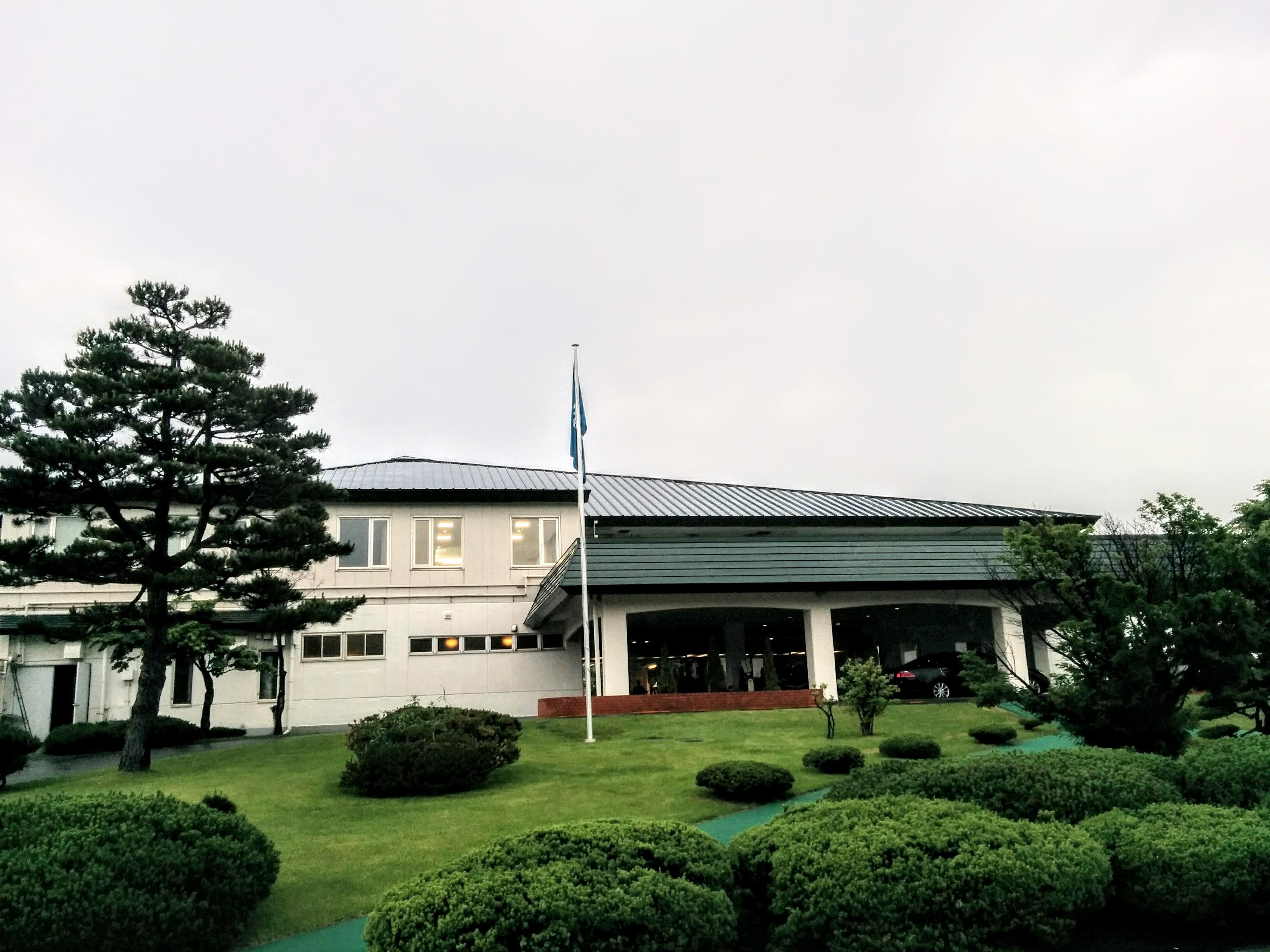 【小樽】小樽カントリー倶楽部へお客様を送迎しました。