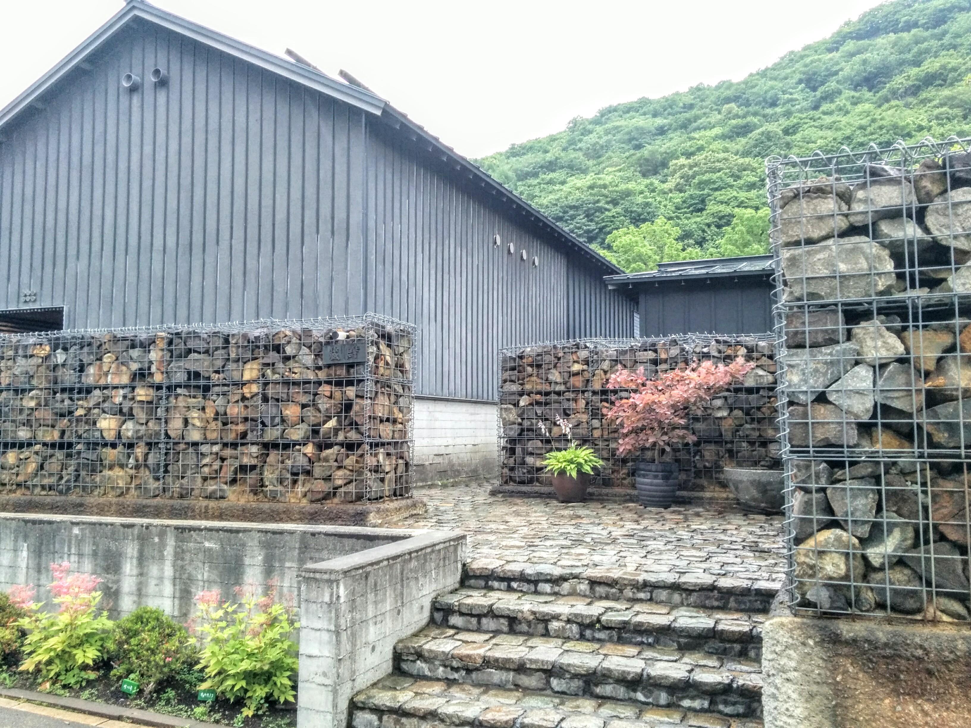 【小樽】旅亭藏群さんにお客様をお迎えに行きました。