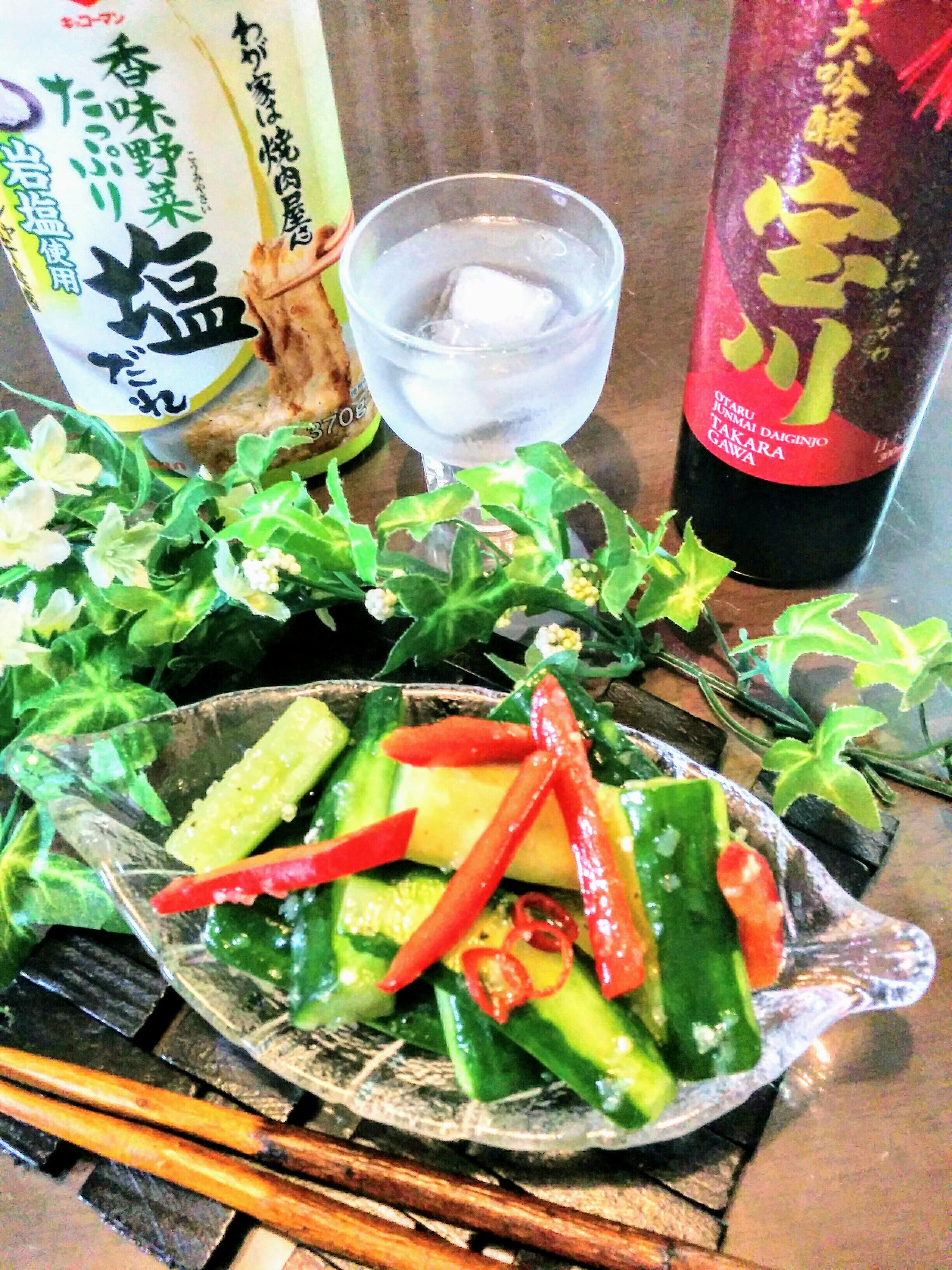 【小樽】お家御飯・焼肉のたれで簡単浅漬けグルメ案内です。