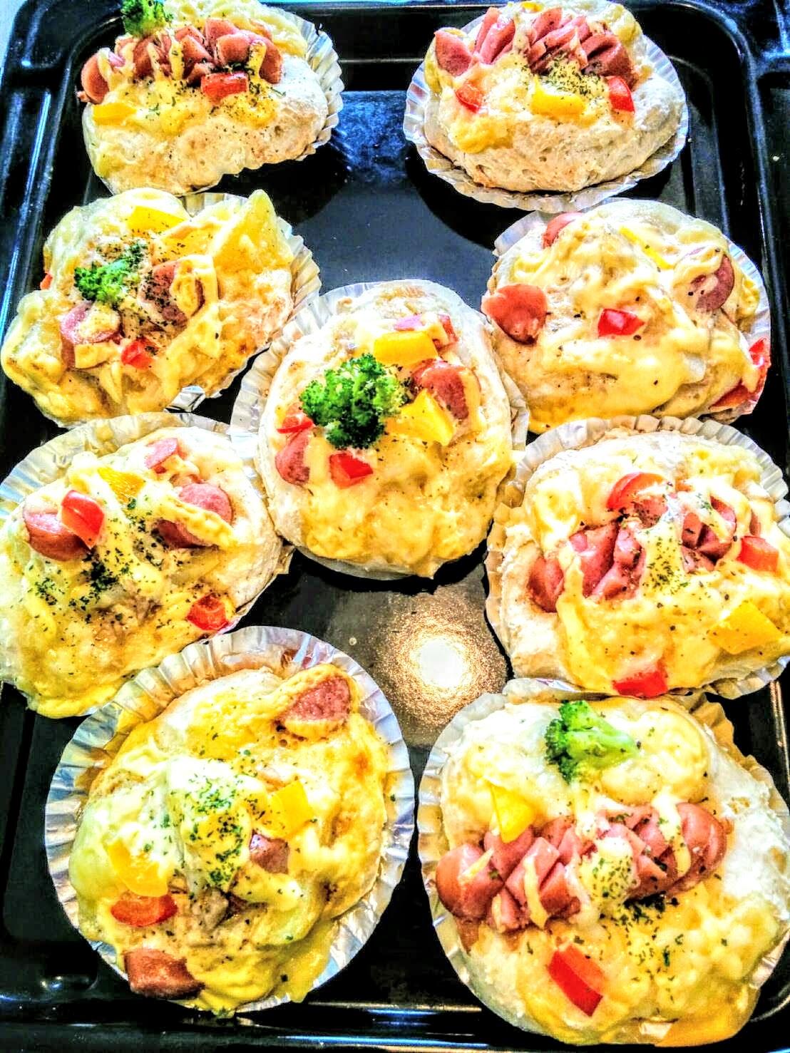 【小樽】お家御飯・ホットケーキミックスで簡単なパングルメ案内です。
