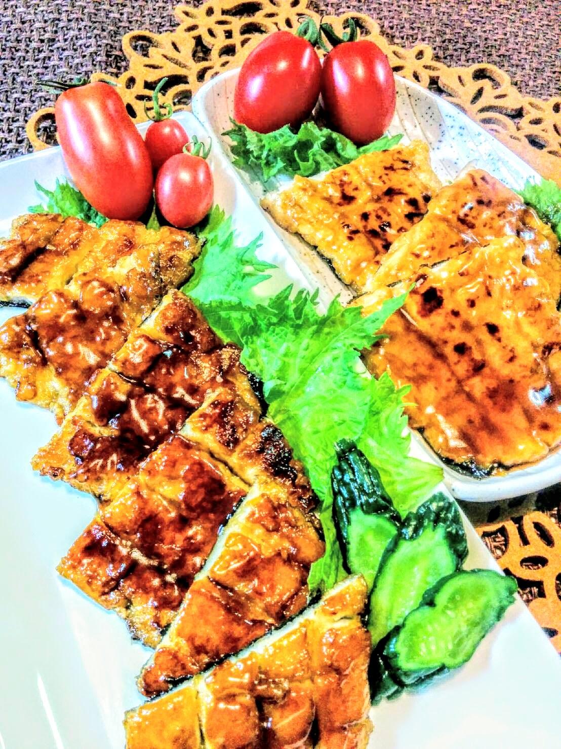 【小樽】お家御飯・豆腐で作ったナンチャッテ鰻グルメ案内です。