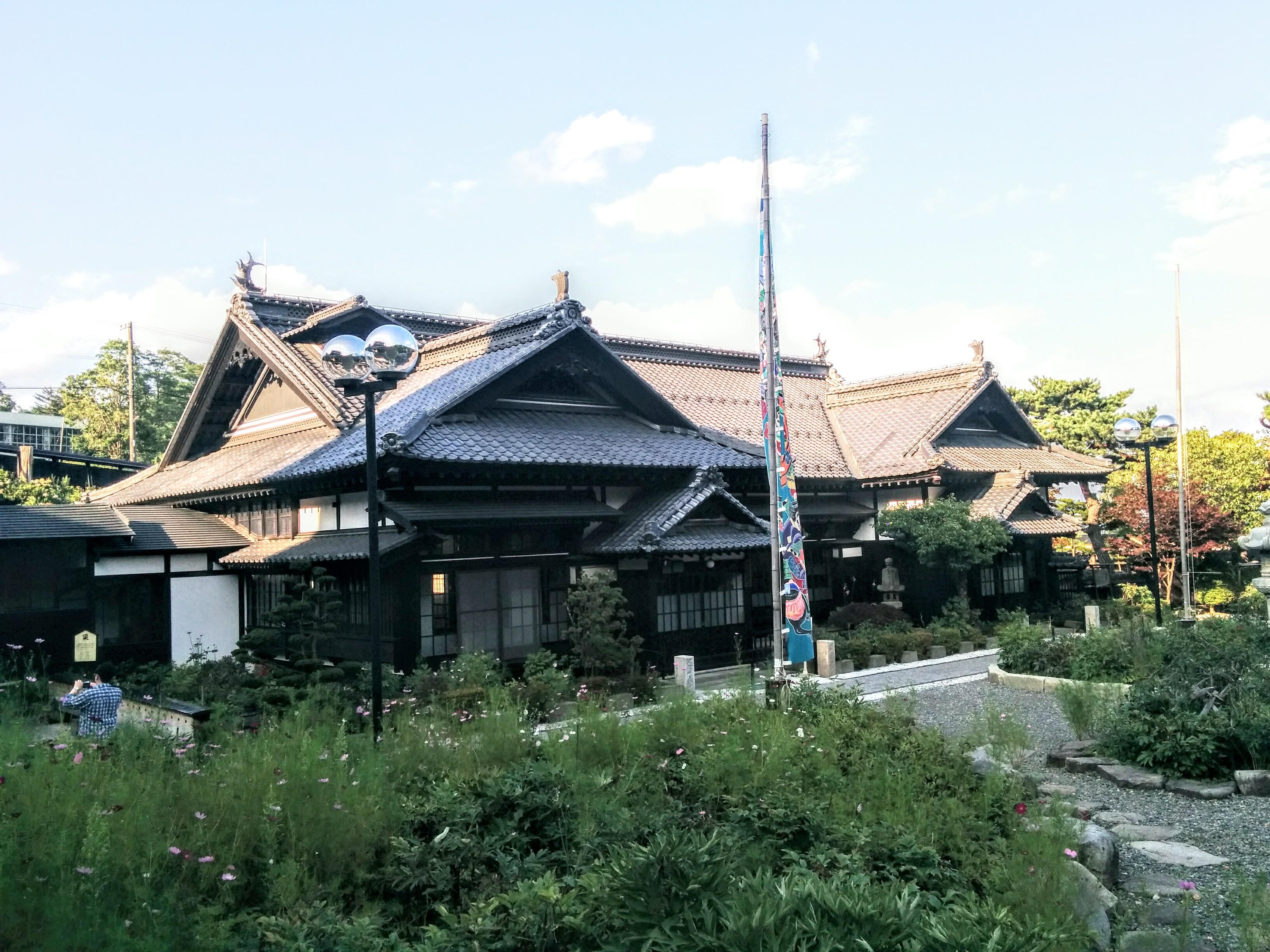 【小樽観光タクシー】貴賓館・旧青山別邸へ行って来ました。