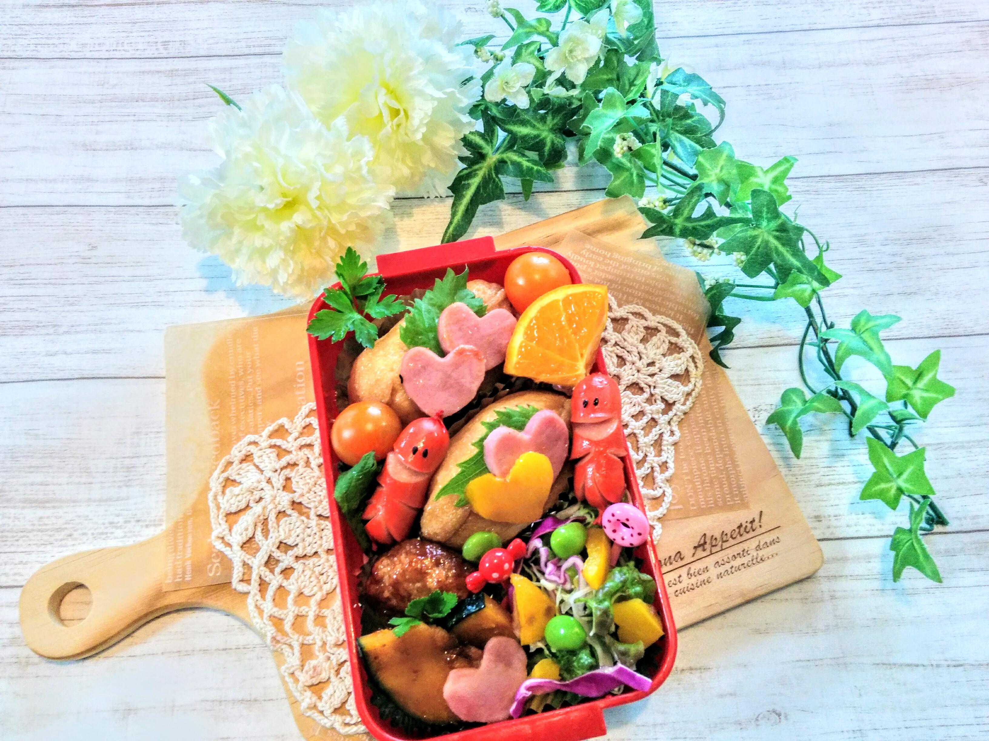 【小樽】娘の今日のお弁当・第二弾稲荷寿司弁当グルメ案内です。