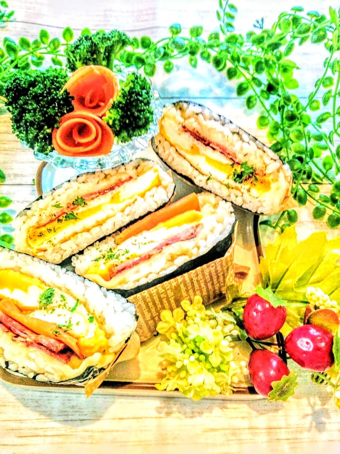 【小樽】娘の今日のお弁当・クロックマダム風ニギラーズ弁当グルメ案内です。