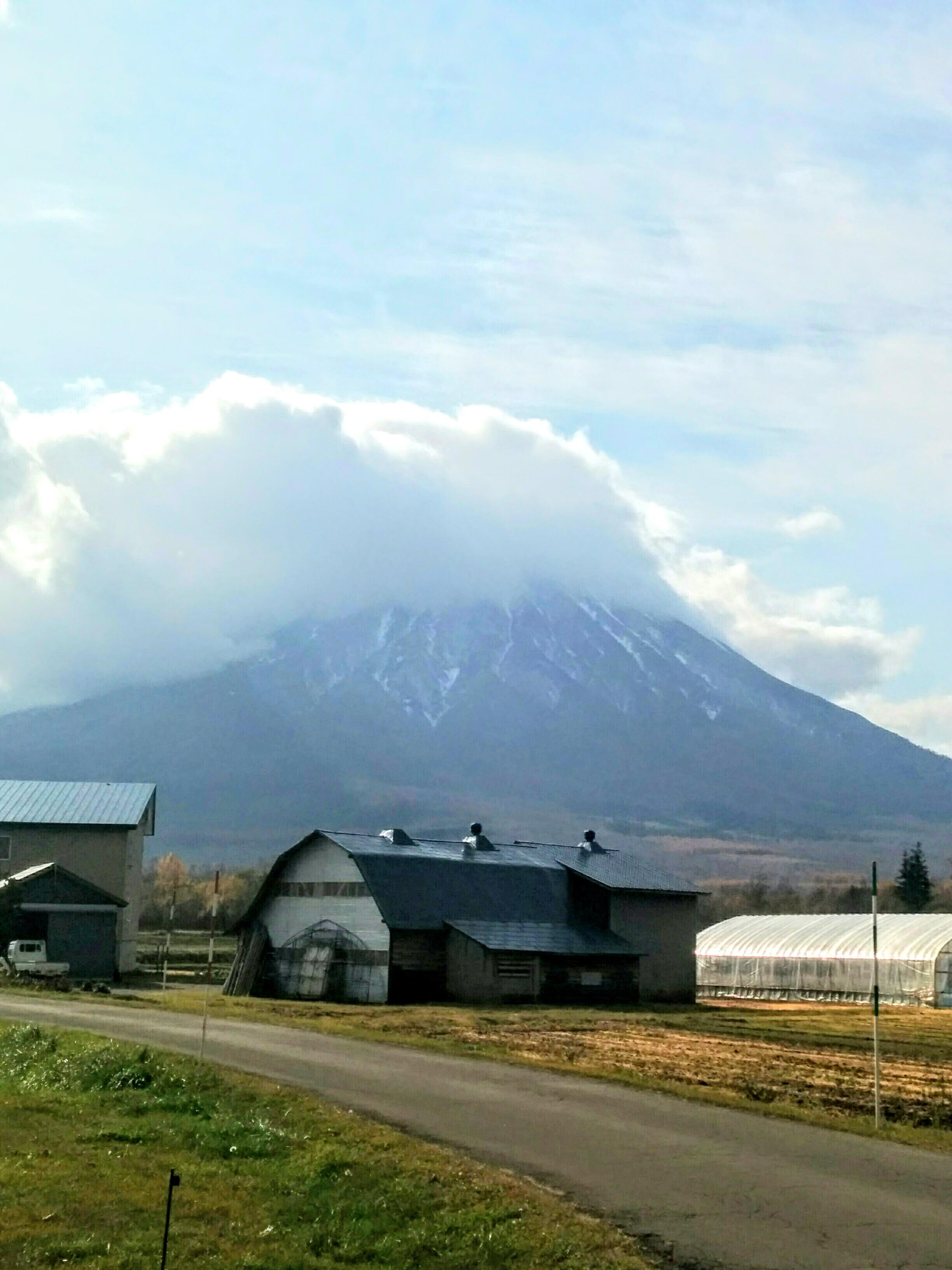 【ニセコ・ルスツ】京極町に用事があって、倶知安~京極~ルスツ~真狩~ニセコへドライブです。
