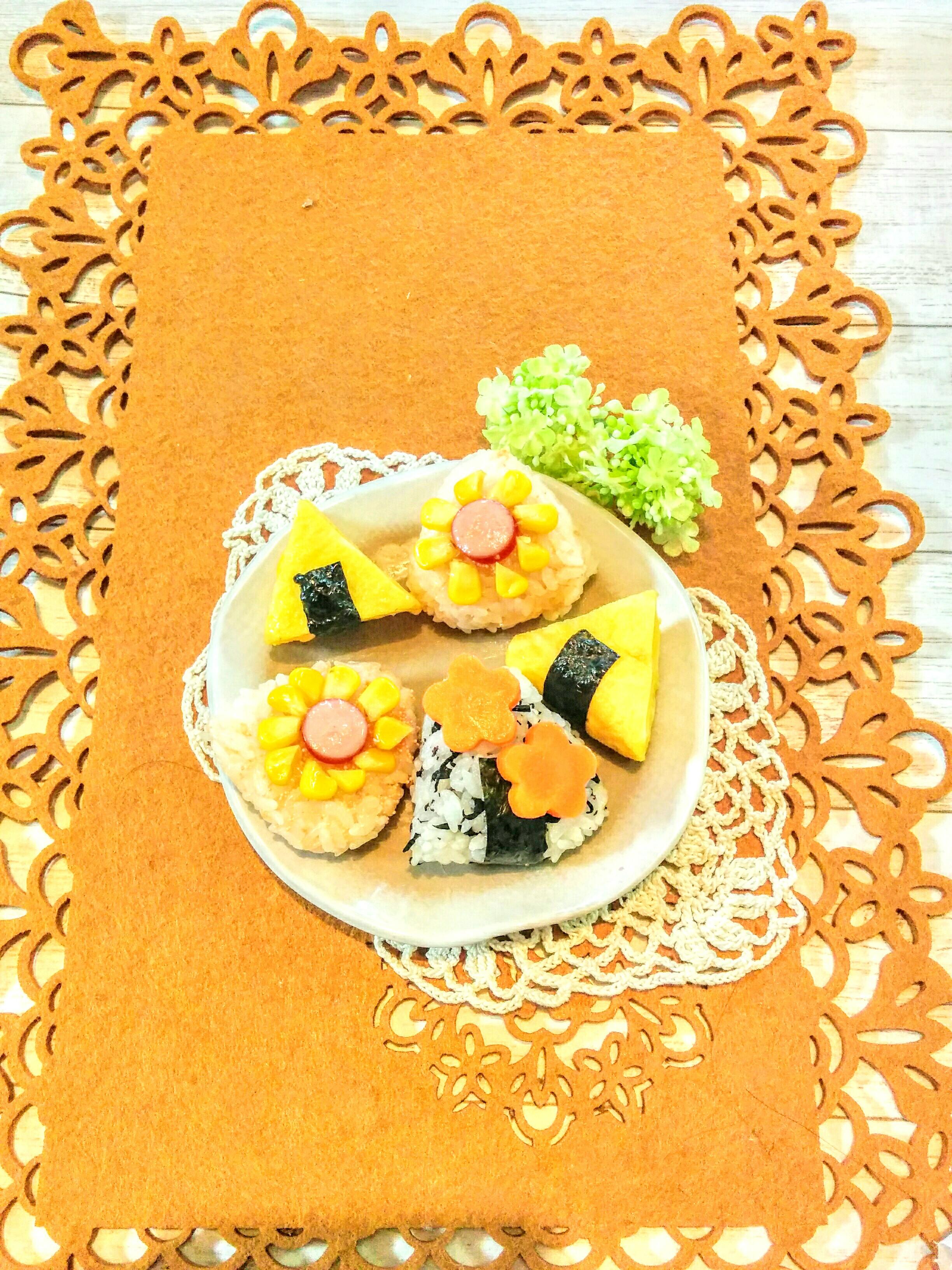 【小樽】娘の今日のお弁当・ミニお握り弁当グルメ案内です。