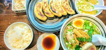 【函館】麺厨房あじさい観光グルメ案内です。