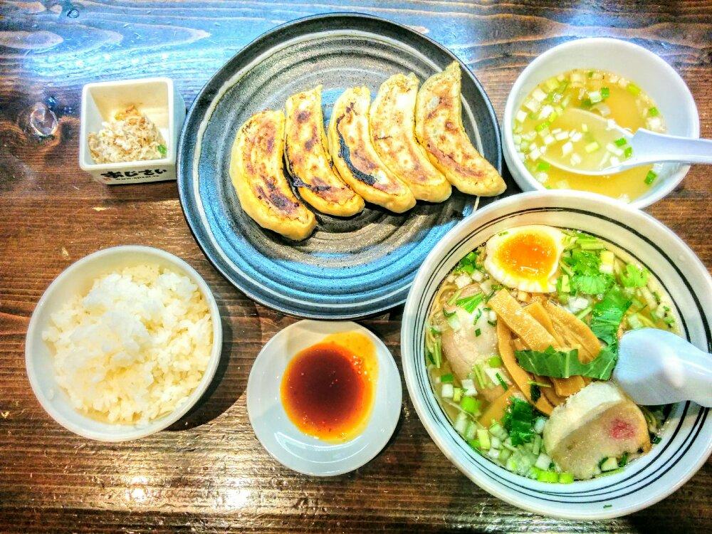 【函館】麺厨房あじさいです。