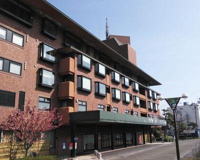 【函館】湯の川観光ホテル祥苑に宿泊して来ました。