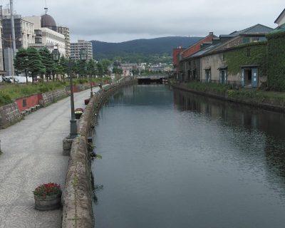 【小樽】早朝の小樽運河周辺散歩です。