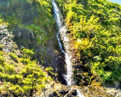 【小樽】山中海岸・チャラセナイの滝観光案内です。