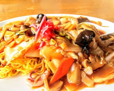 【小樽】中国料理・輝楽飯店に行って来ました。