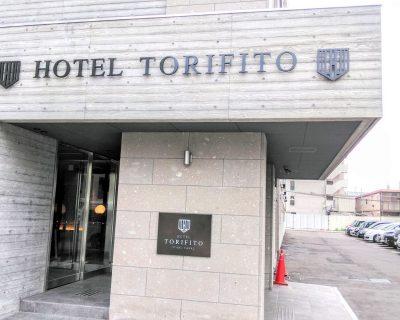 【小樽】ホテル・トリフィート小樽運河さんへお客様をお迎えに行きました。
