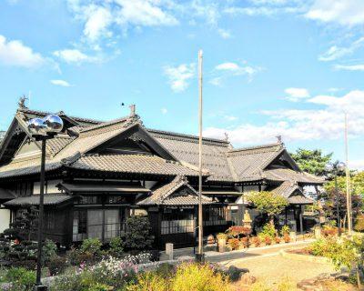 【小樽】旧青山家別邸です。