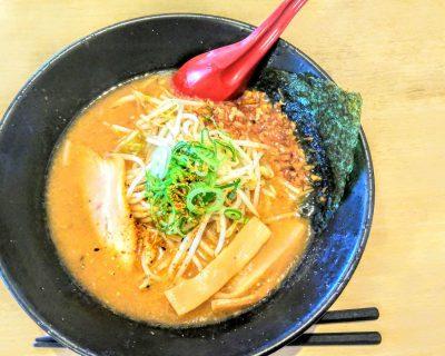 【余市】千成拉麺です。
