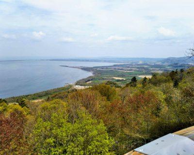 【サロマ湖】サロマ湖展望台観光案内です。