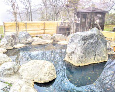 【屈斜路湖】コタン温泉(コタンの湯)観光案内です。