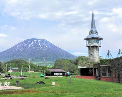 【ニセコ】有島記念館と記念公園観光案内です。