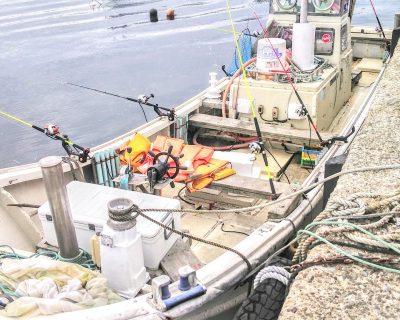 【函館】本職漁師がご案内!函館イカ釣り体験で~す♪