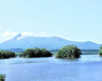 【大沼公園】大沼国定公園と駒ケ岳観光案内です。