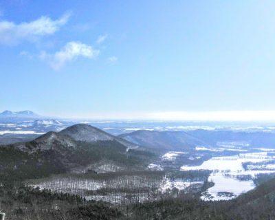 【新得町】狩勝峠で観光タクシー・ジャンボタクシー
