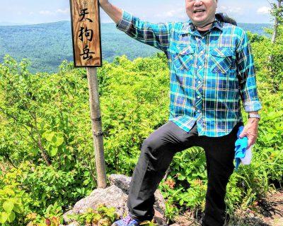 【小樽】足慣らし今年最初の登山・朝里天狗岳登山で~す。