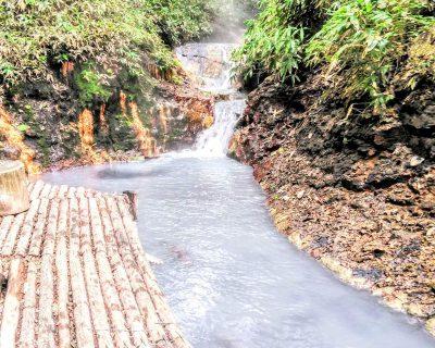 【登別温泉】大湯沼川天然足湯へ行って来ました。♨