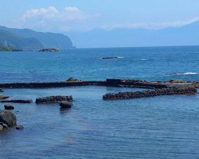 【積丹半島観光貸切タクシー】神恵内村・袋澗観光案内です。