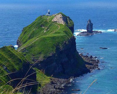 【積丹半島観光貸切ジャンボタクシー】積丹半島神威岬と国道229号西の河原観光案内です。